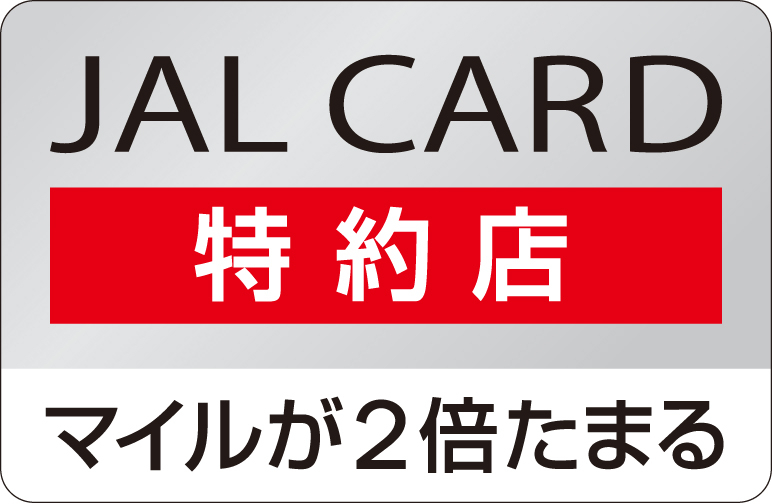 Miles collect by payment by JAL card!